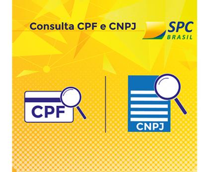 Consulta CPF e CNPJ